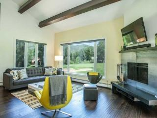 NEW Contemporary Remodel for Beaver Creek Style at EagleVail prices! On the Golf Course~ Book now!, Eagle-Vail