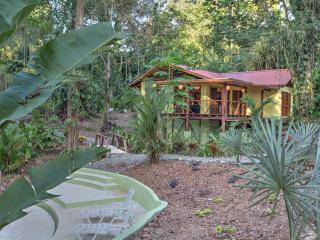 Casa Medina: 2 bedroom jungle house with AC and huge pool, Puerto Viejo de Talamanca