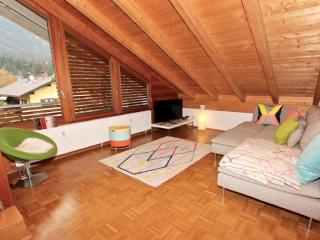 Vacation Apartment in Garmisch-Partenkirchen - 657 sqft, panoramic views, convenient location (# 9166)