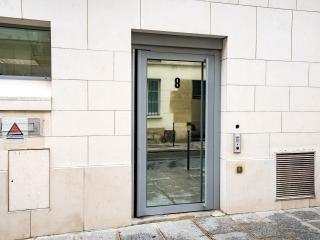Porte du Temple:Comfortable one bedroom in Marais