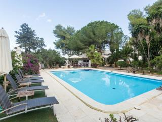 Casa Arcadia (house+3appartments)/garden/swim.pool, Santa Eulalia del Rio