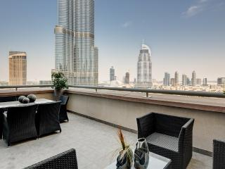 Location Location Location!Real Burj Khalifa View!, Dubai