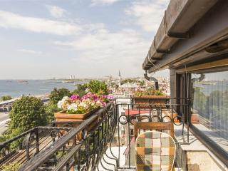 B&B WİTH A SEA VİEW AND BALCONY, Istanbul