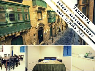 Casa olympia twin room (VBL008), Valletta