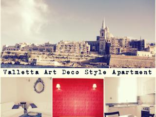 Art Deco Stylish Apartment (VBL003), La Valeta