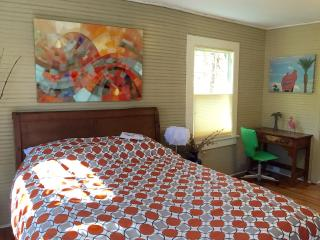 Close to downtown and dog friendly, Asheville