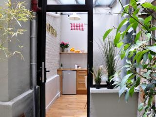 Mini-Loft Design Courtyard close Le Marais !