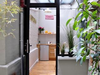 Design MiniLoft Courtyard Marais X2, Paris