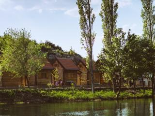 River huts Zrmanja - hut 4