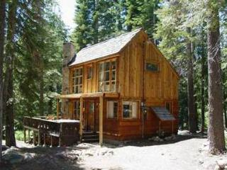 The Sandstrom Cabin, Tahoe City