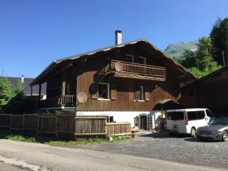 Chalet Sougey (3 apartments within one chalet)
