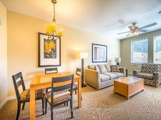 Walk to the slopes from this Founders Point one bedroom. Sleeps 4., Winter Park