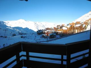 Beautiful 1 bedroom apartment-Direct Access on ski, Val Thorens