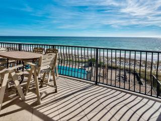 Beachfront 4 Bedroom Corner Unit Villa Coyaba, Destin