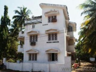 One Bedroom Hall Kitchen Terrace Flat for daily re, Candolim