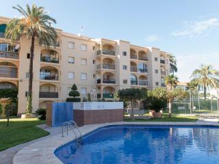 Apartamento Denia Las Marinas con vistas al mar. Oferta del 8 al 13 de Julio