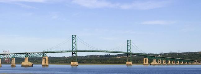 Bridge Orleans Island, free acces !!