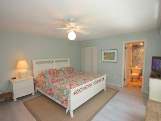 Master Suite with King Bed/Cable TV/Private Master Bathroom with Shower/Walk-In Closet