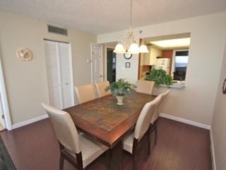 Dining Area with Seating for 6-Enjoy a Savory Meal while Gazing out at a Gorgeous Sunset over The Gulf
