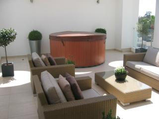 3b Pool Penthouse - private Jacuzzi, Larnaka City