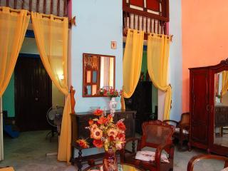 Caraibi, Cuba, Centro Avana Casa coloniale lisette