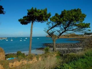 Gite de Plougasnou 100 mètres MER - vue mer-