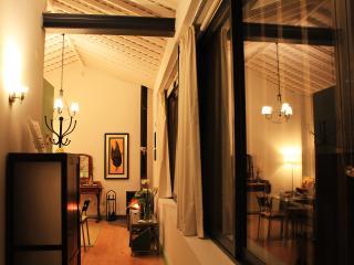 A Arribana house - Living room entrance
