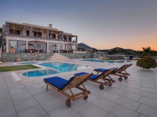 Panoramic Sea Views at Anemomylos Apartments, Agia Pelagia