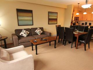 Canmore Lodges 2 bedroom 2 bathroom premium condo