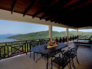 upper floor veranda