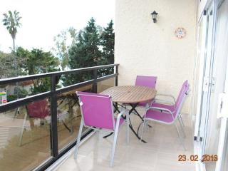 Skol 216 Beachfront Central Location Duplex with Pool, views and WIFI, Marbella