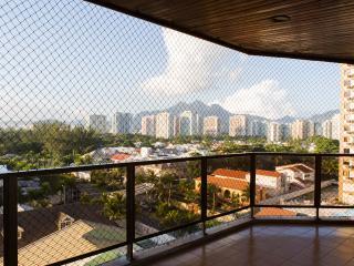 APART HOTEL EM FRENTE A PRAIA DA BARRA DA TIJUCA - RIO DE JANEIRO