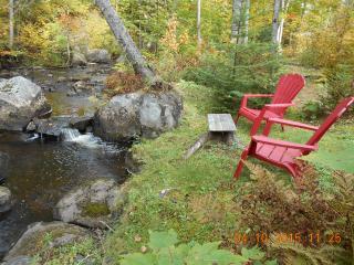 Au pied du ruisseau, Ciudad de Quebec