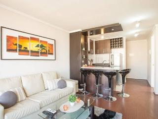 Apartamentos amoblados por día Santiago de Chile