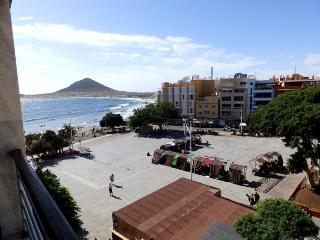 Apartamento de 1 hab. frente a la playa del Medano