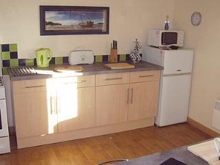 Enjoy the sunny kitchen