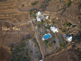 SiskosPlace Alexandros Cottage, Oia Santorini
