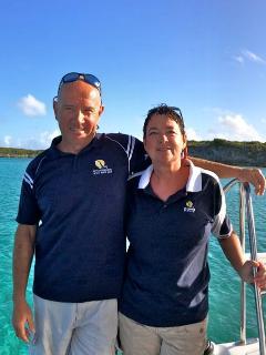 Captain Steve & Chief Bonnie