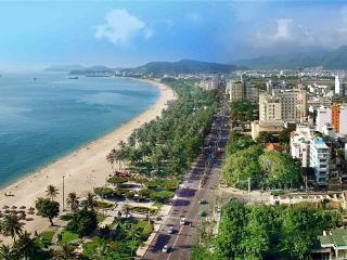 at 37 floor, beach city view, in the center, Nha Trang