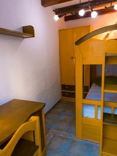 Habitación con literas. Ideal niños