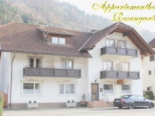 Appartementhaus Rosengarten, Döbriach
