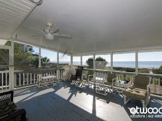 Davis - Small Beach Front Cottage With Screened Porch, Isla de Edisto