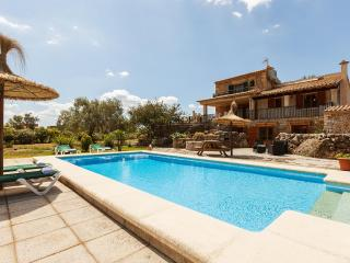 Beautiful holiday house with pool close to Pollens, Port de Pollenca