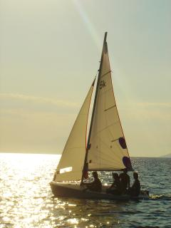 Sailing boat (4 people)