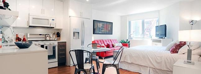 MODERN STUDIO APARTMENT IN NEW YORK, New York City
