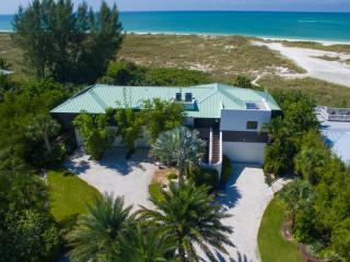 Yellowfish, an exceptional Gulf front rental home, Anna Maria