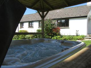 Vine Cottage 2 bedrooms with hot tub