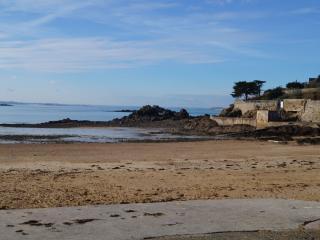 L'Eglantine, Maison Saint-Malo, plage à 100m