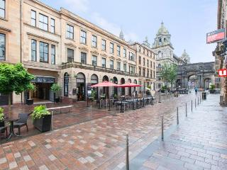 Chic Living in the Heart of Glasgow City Centre