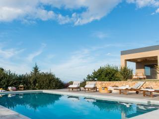 Luxury Villa Mariposa with panoramic sea view